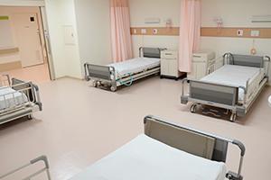 写真:病室
