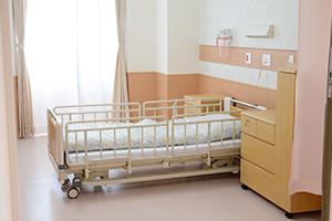 写真:病室(個室)