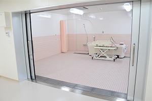 写真:入浴室