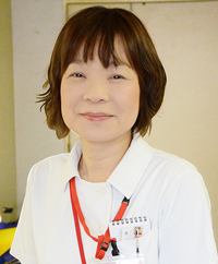 看護部長 梅澤 由美